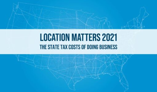 The State Tax Costs of Doing Business