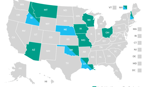 States that cut taxes in 2021 state income tax cuts and 2021 state income tax reforms