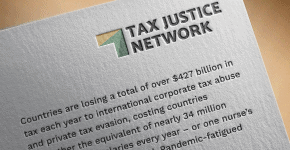 The past, present and future of Tax Justice Network