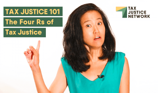 Tax Justice 101: Become a tax whizz with our new explainer series